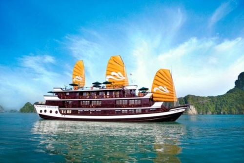 Paradise Cruise in Ha Long Bay
