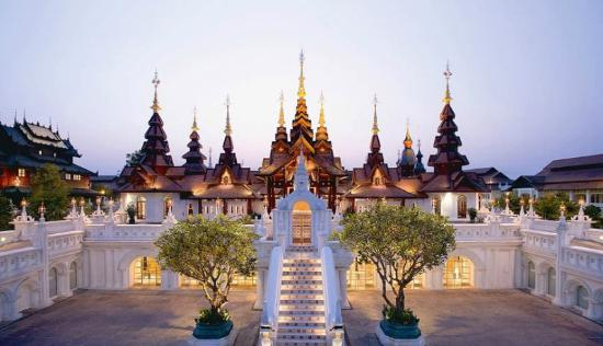 Chiang Mai Golden Triangle