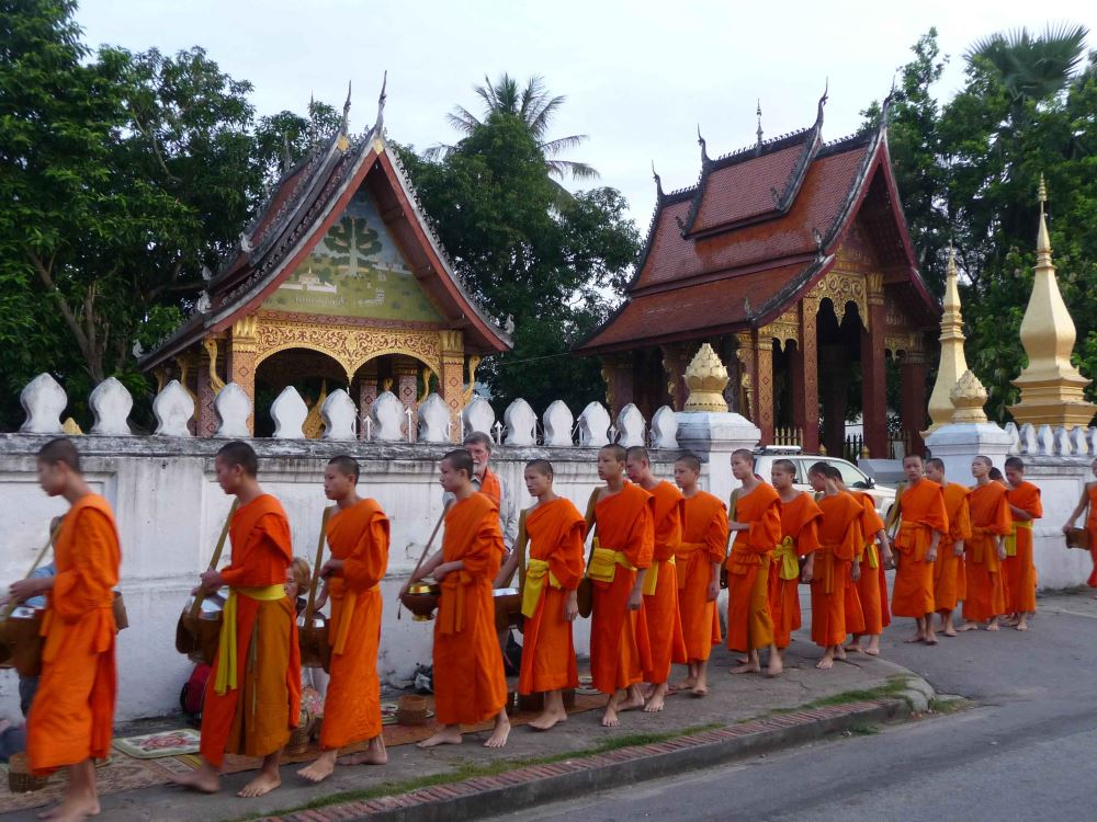 Luangphrabang 3 days package